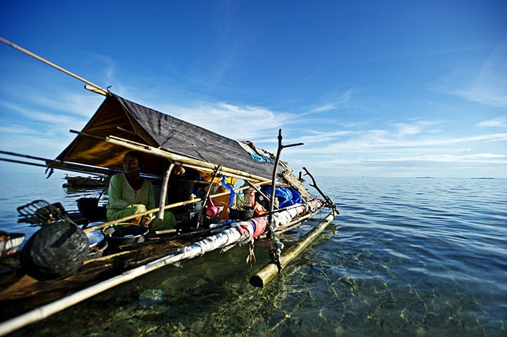 The Last of the Sea Nomads